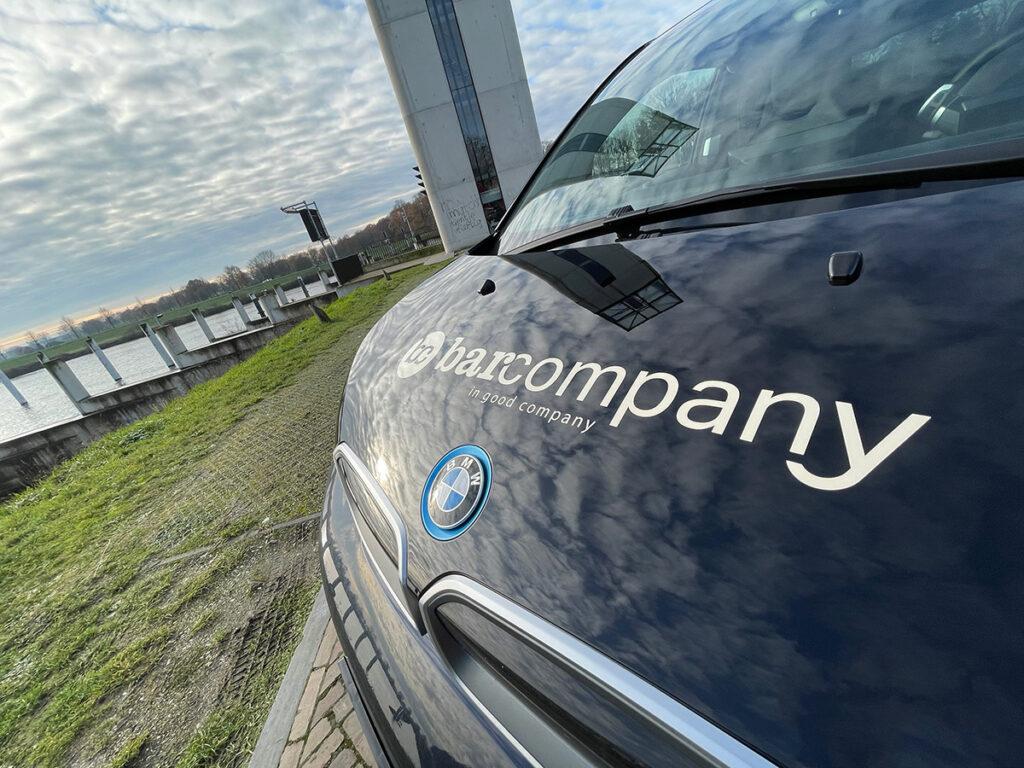 Logo autobelettering bar company